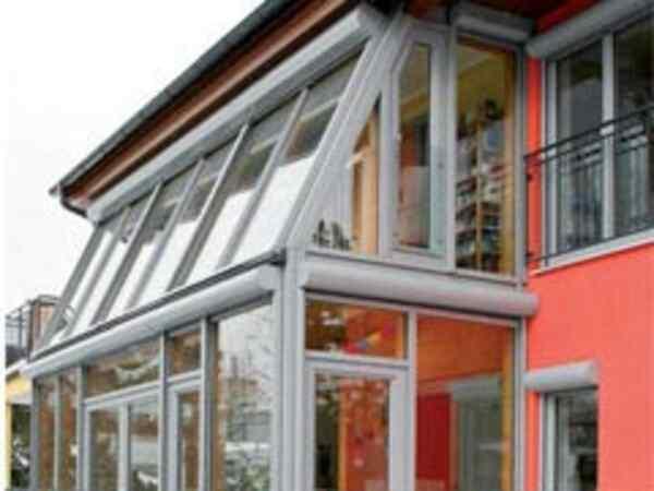 Prefabricated house Familie Vögele