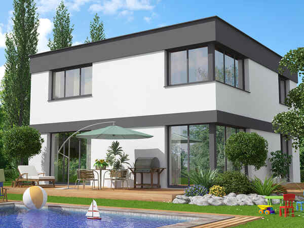 Prefabricated house Vision