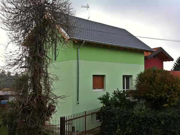Prefabricated house famiglia Zapparoli