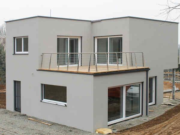casa prefabbricata in legno famiglia Zoso