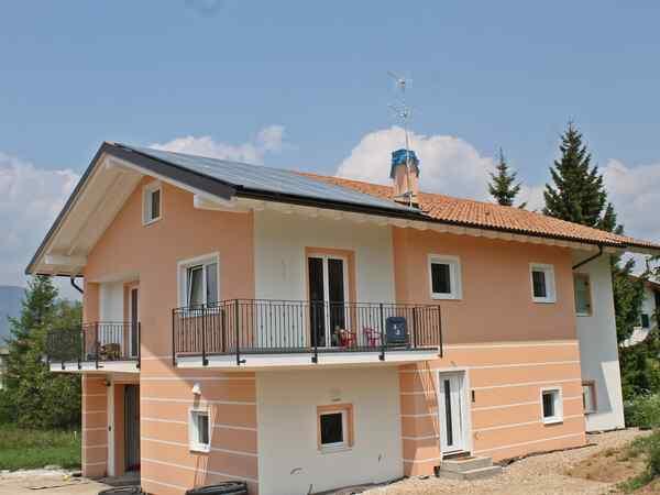 Prefabricated house famiglia Zucal
