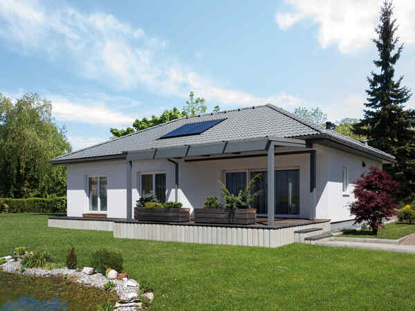 Prefabricated house Family VII Emotion
