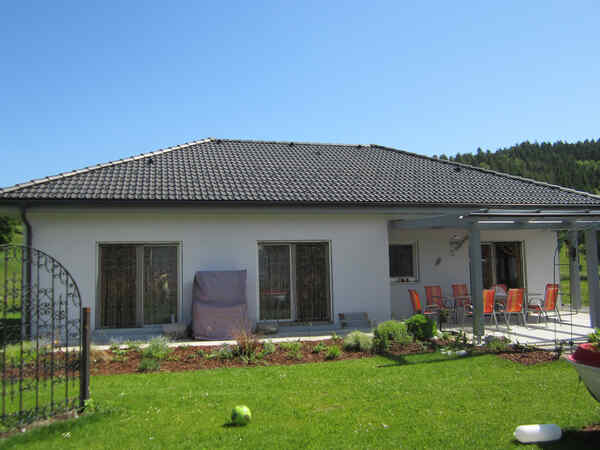 Prefabricated house Familie Angermann