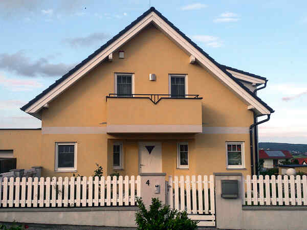 casa prefabbricata in legno Familie Radatz