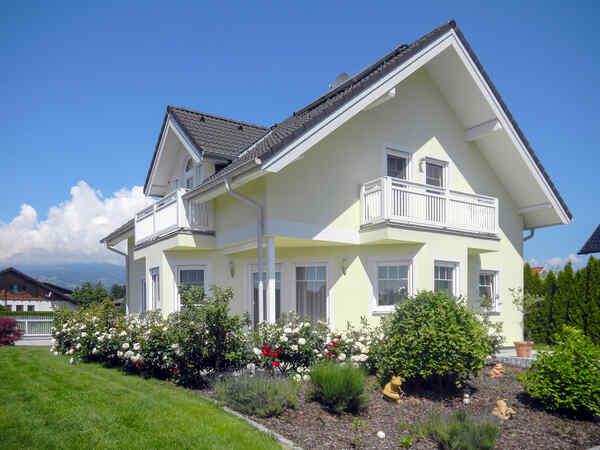 casa prefabbricata in legno Familie Kalcher