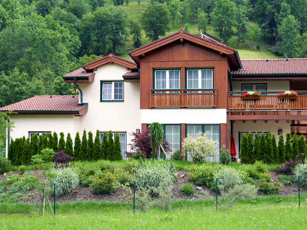 casa prefabbricata in legno Familie Obererlacher