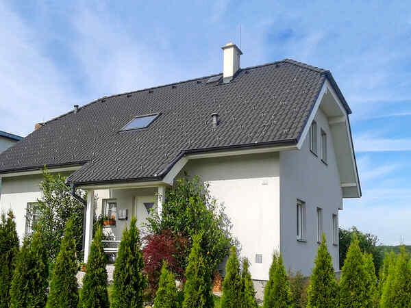 casa prefabbricata in legno Familie Koller