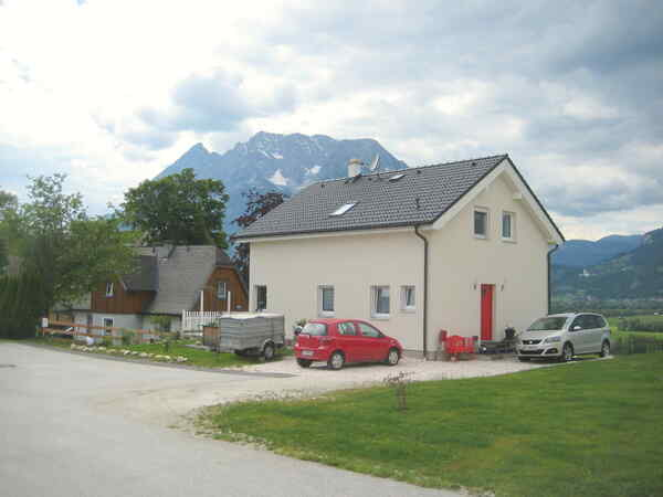 Prefabricated house Familie Luidold