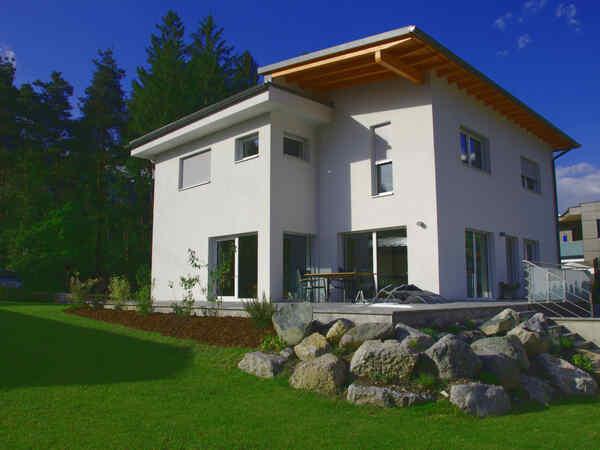 casa prefabbricata in legno Familie Santer-Sonnleitner