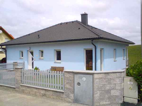 Prefabricated house Familie Schneebauer