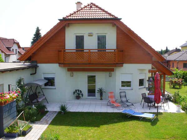casa prefabbricata in legno Familie Schrottsberger