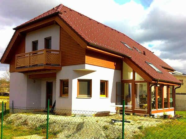 casa prefabbricata in legno Familie Simon