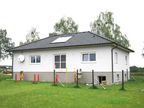 Prefabricated house Familie Tropper