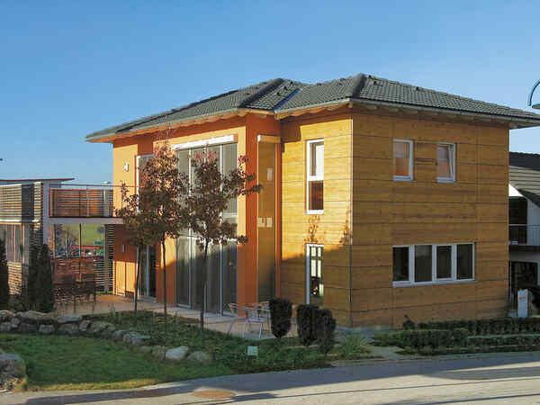casa prefabbricata in legno Familie Nisselberger
