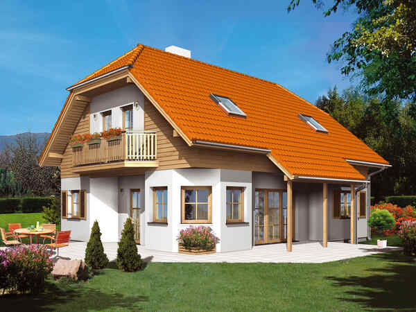 Prefabricated house Family II