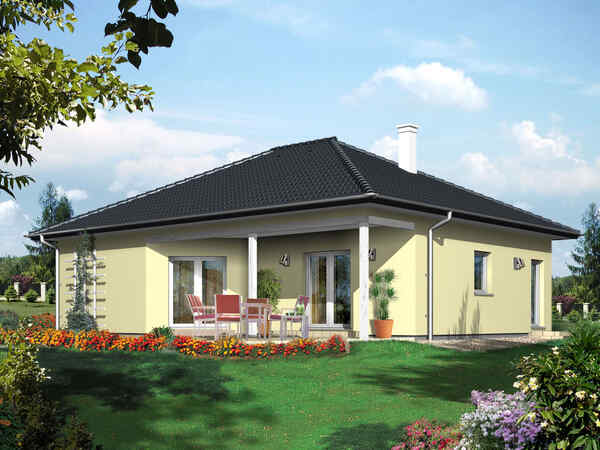 Prefabricated house Familie Czanitz