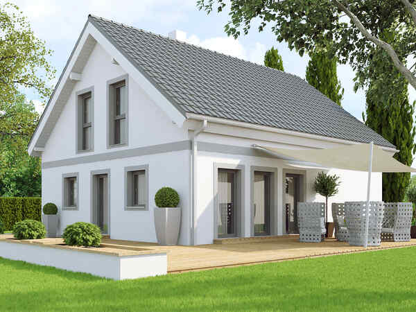 Prefabricated house Family I