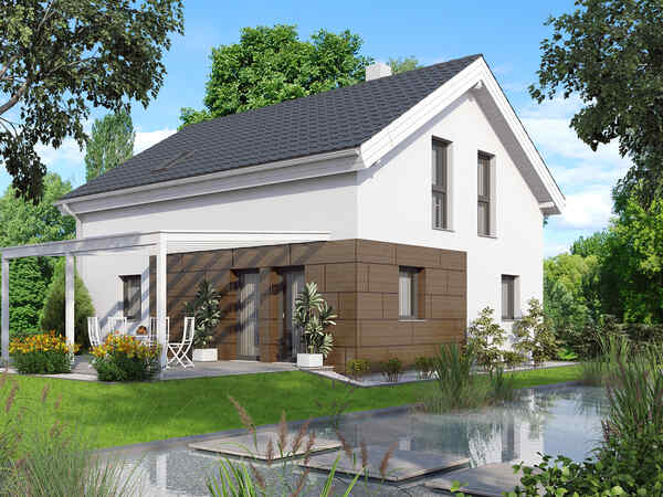 Prefabricated house Family III