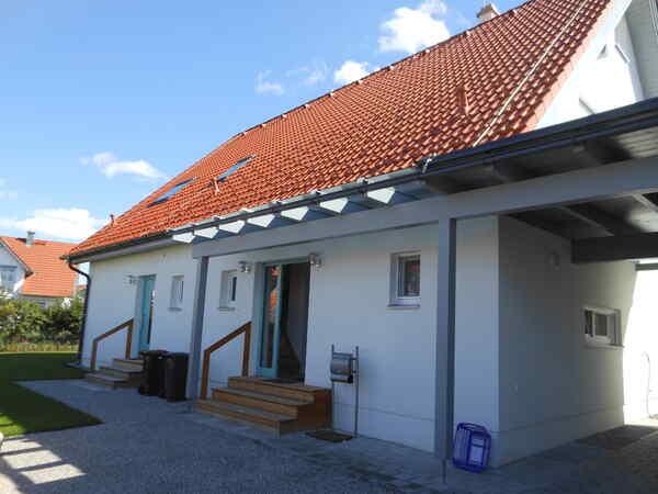 casa prefabbricata in legno Familie Golubovic Sacher
