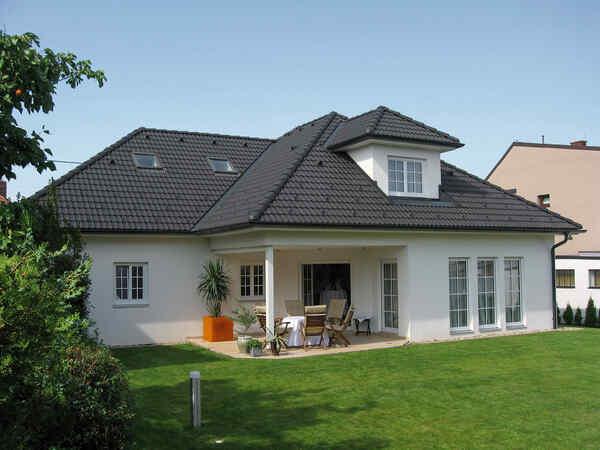 casa prefabbricata in legno Familie Blank