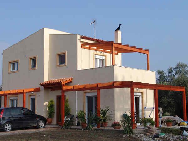 Maison préfabriquée Familie Zarifis