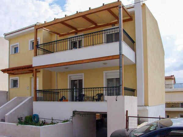 Prefabricated house Familie Papadakis