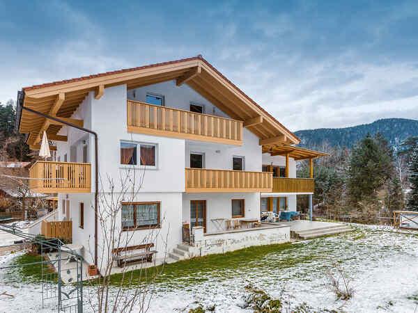 casa prefabbricata in legno Familie Gasser-Zimmerhofer