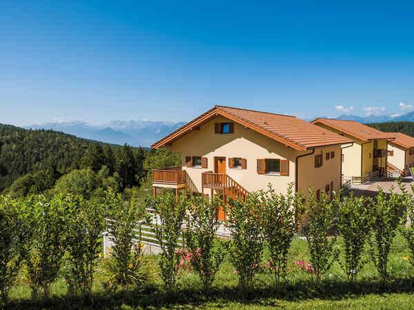 casa prefabbricata in legno Passiv-Wohnhausanlage Mendola