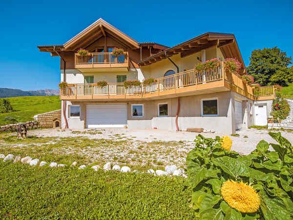 casa prefabbricata in legno famiglia Catta