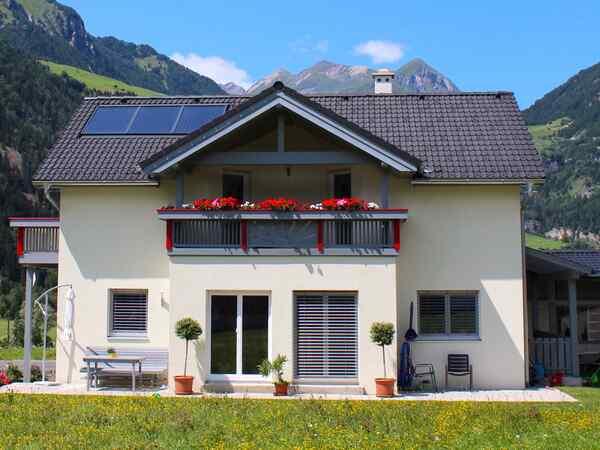 Prefabricated house Familie Schneeberger