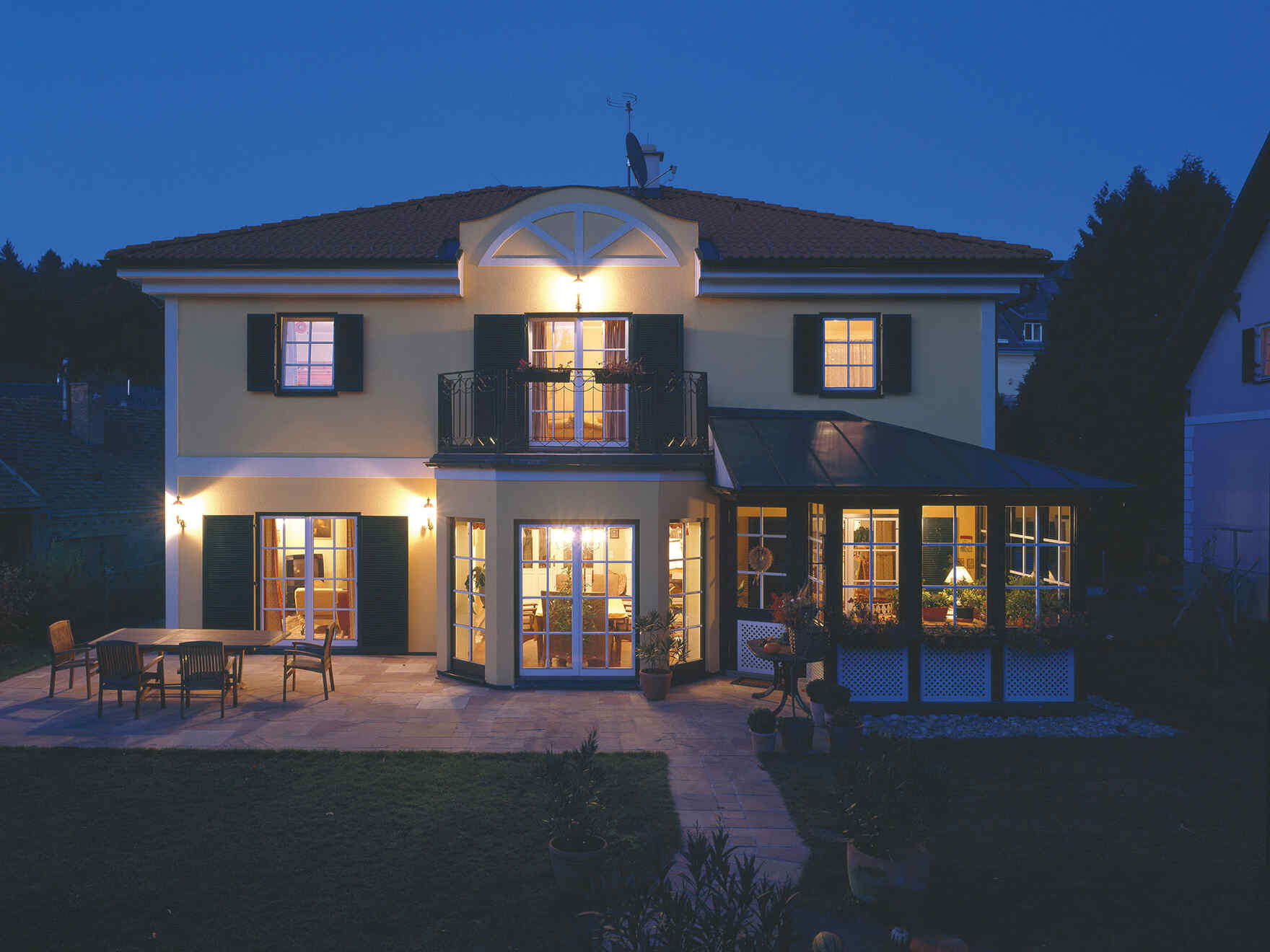 casa prefabbricata in legno Familie Stückler (S237)
