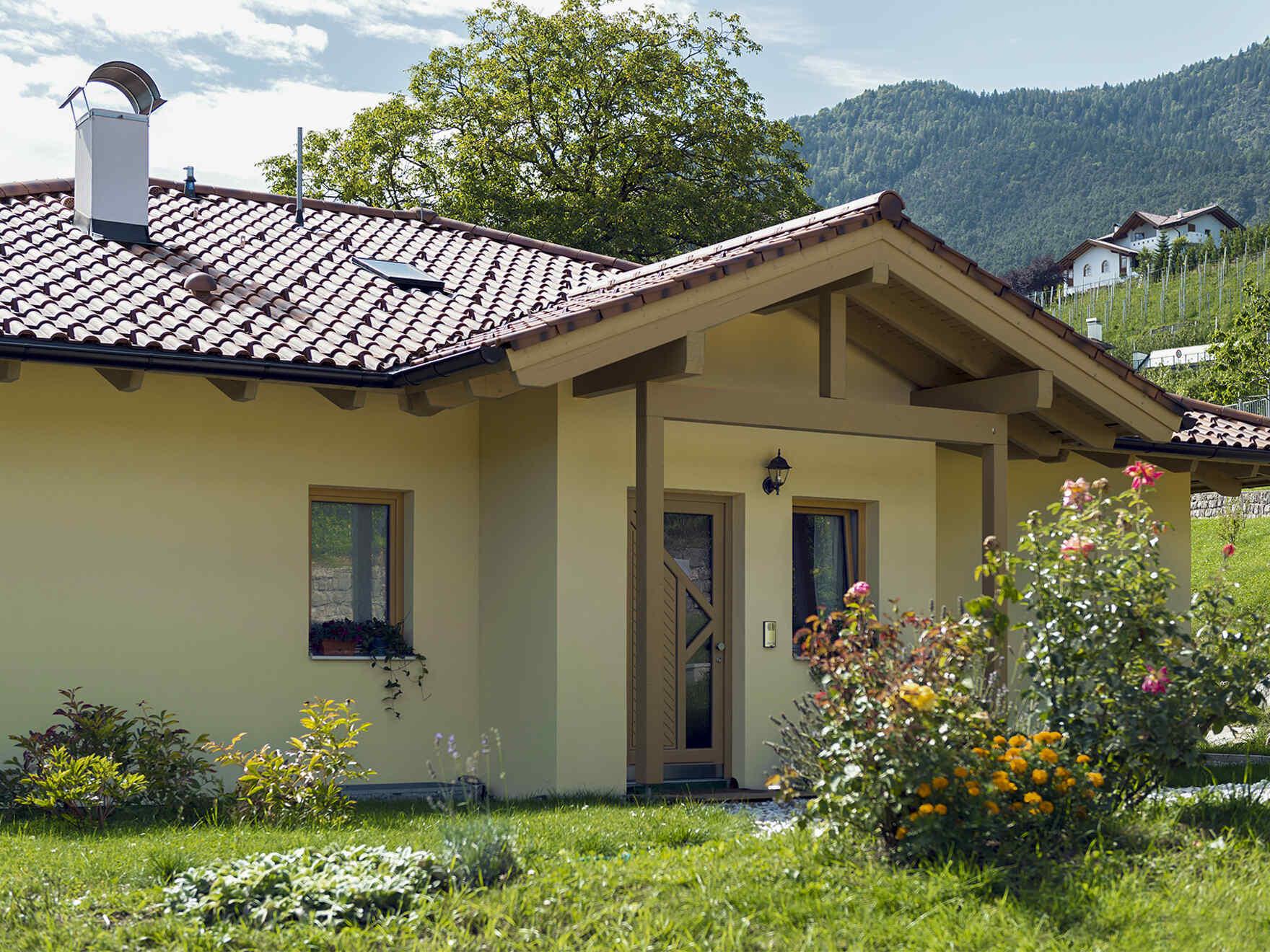 Maison préfabriquée famiglia Grandi