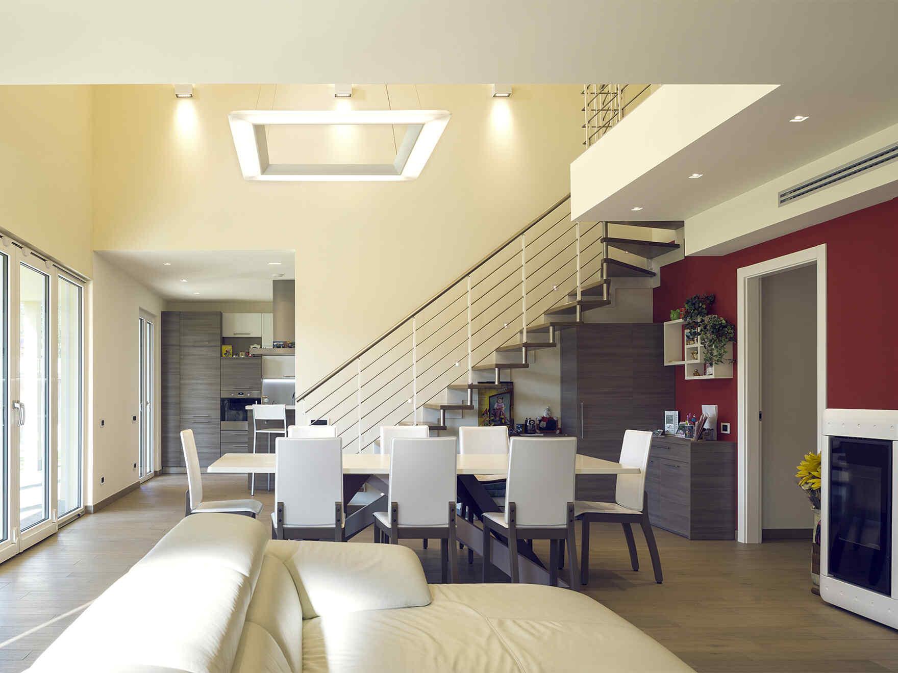 Prefabricated house famiglia Malinverni