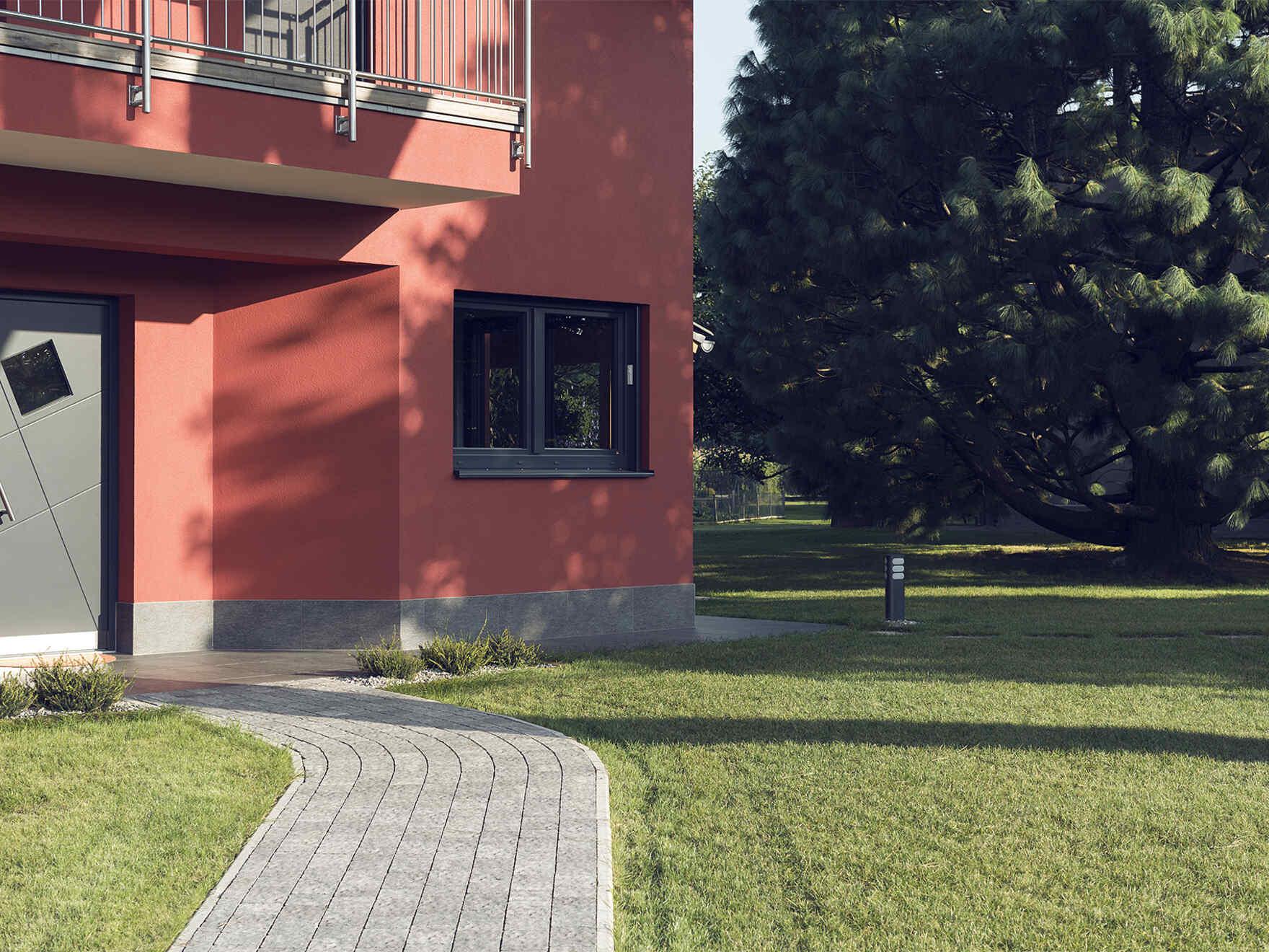 casa prefabbricata in legno famiglia Trabacchin