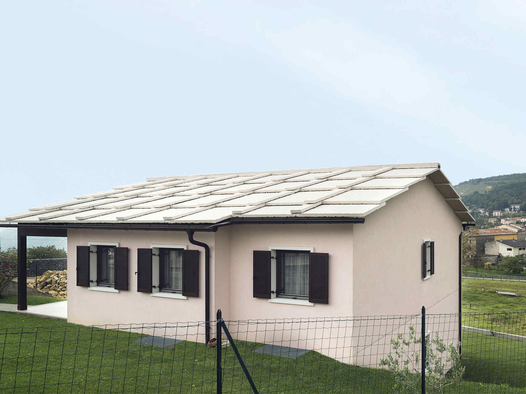 Prefabricated house famiglia Bianchi