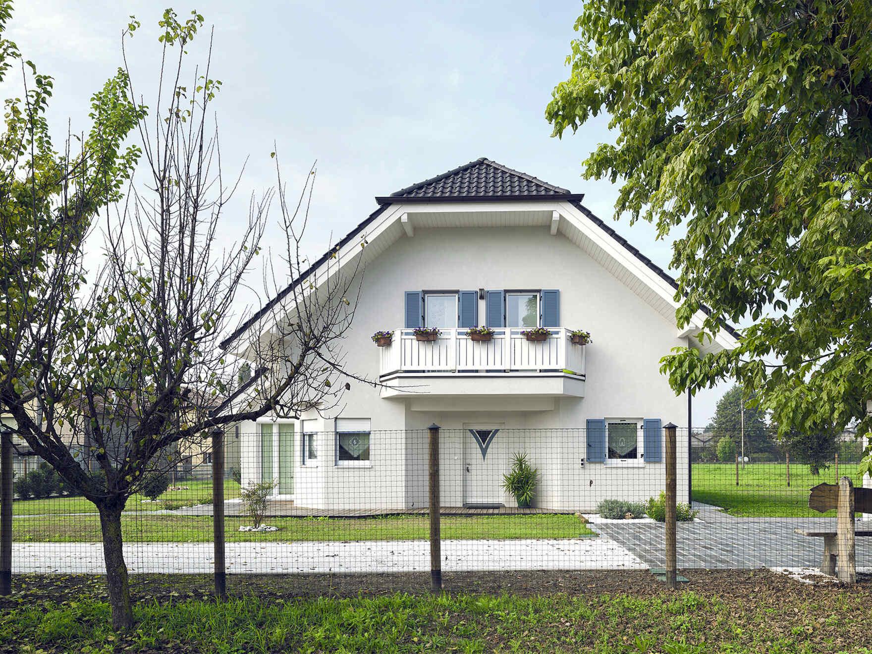 Prefabricated house famiglia Fiore