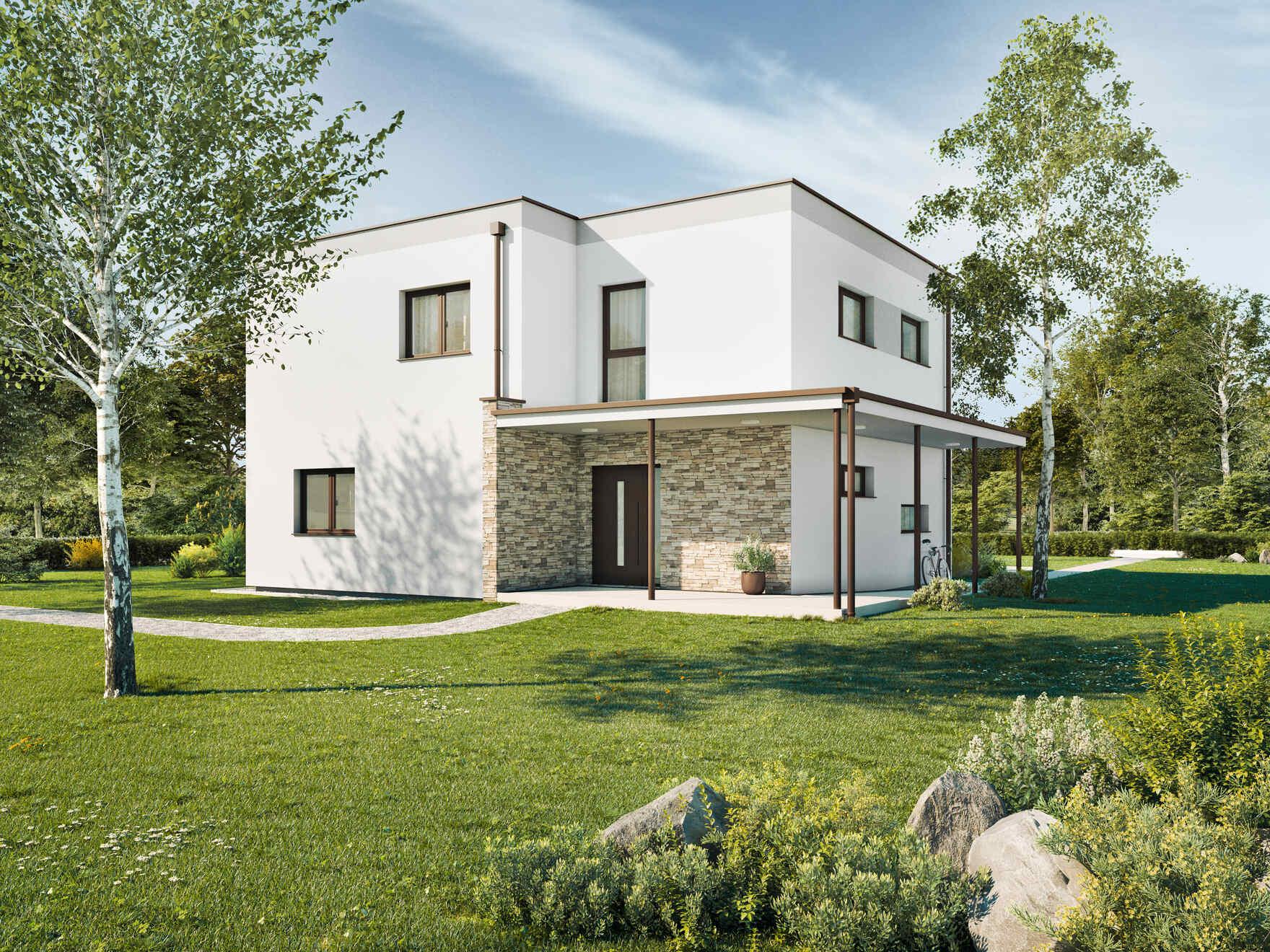 Maison préfabriquée Musterhaus Esprit