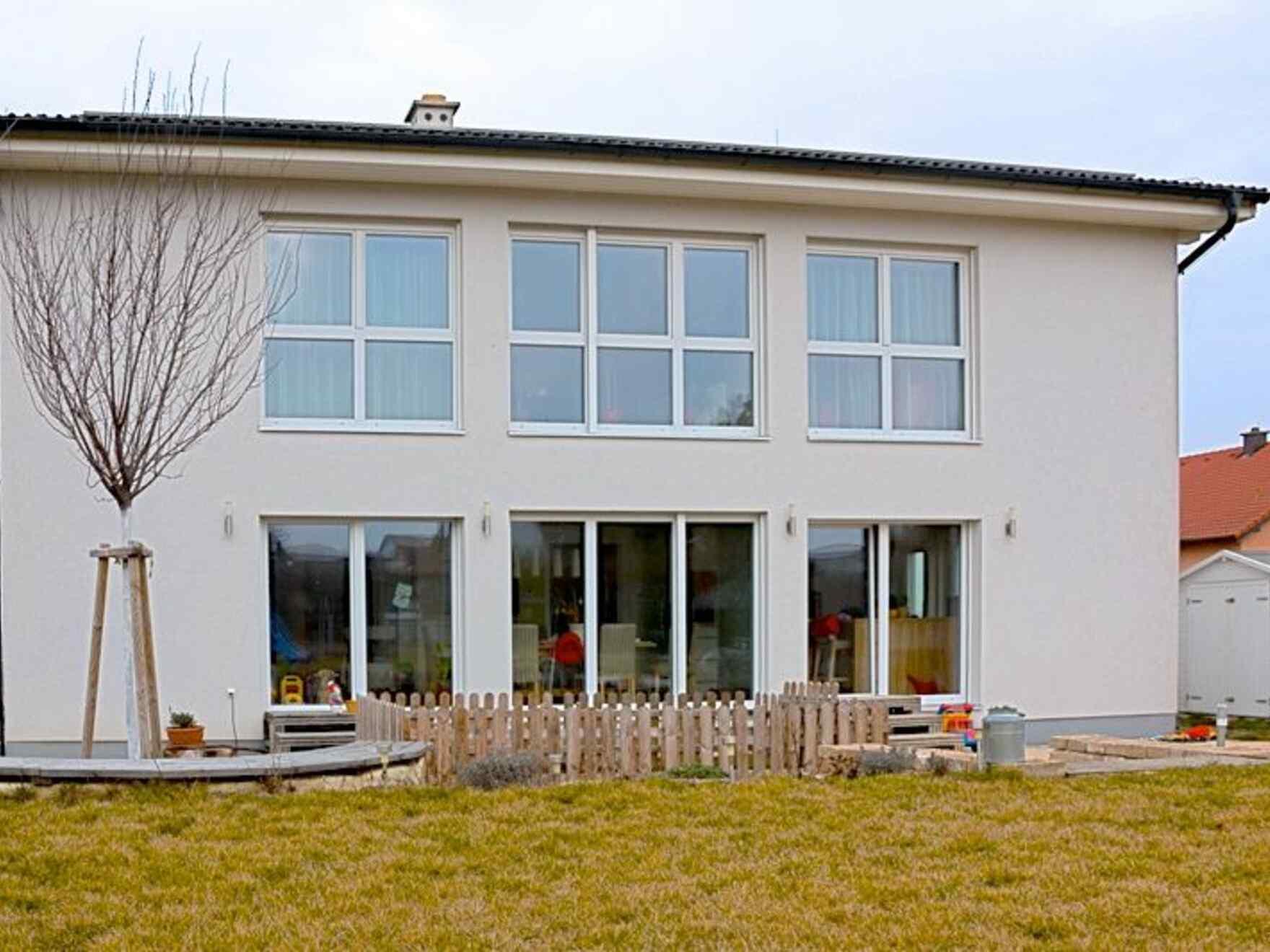 Prefabricated house Familie Seidl