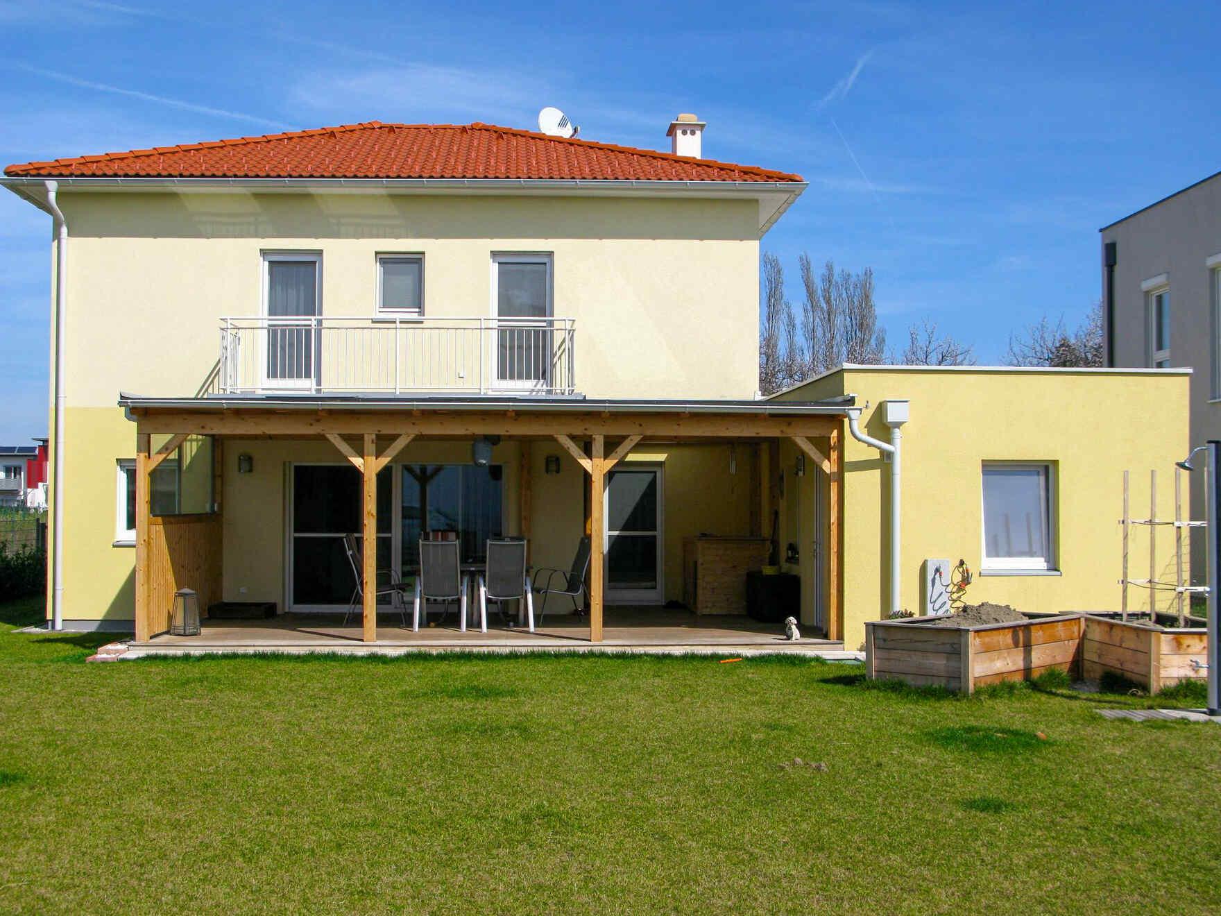 casa prefabbricata in legno Familie Nunnenmacher