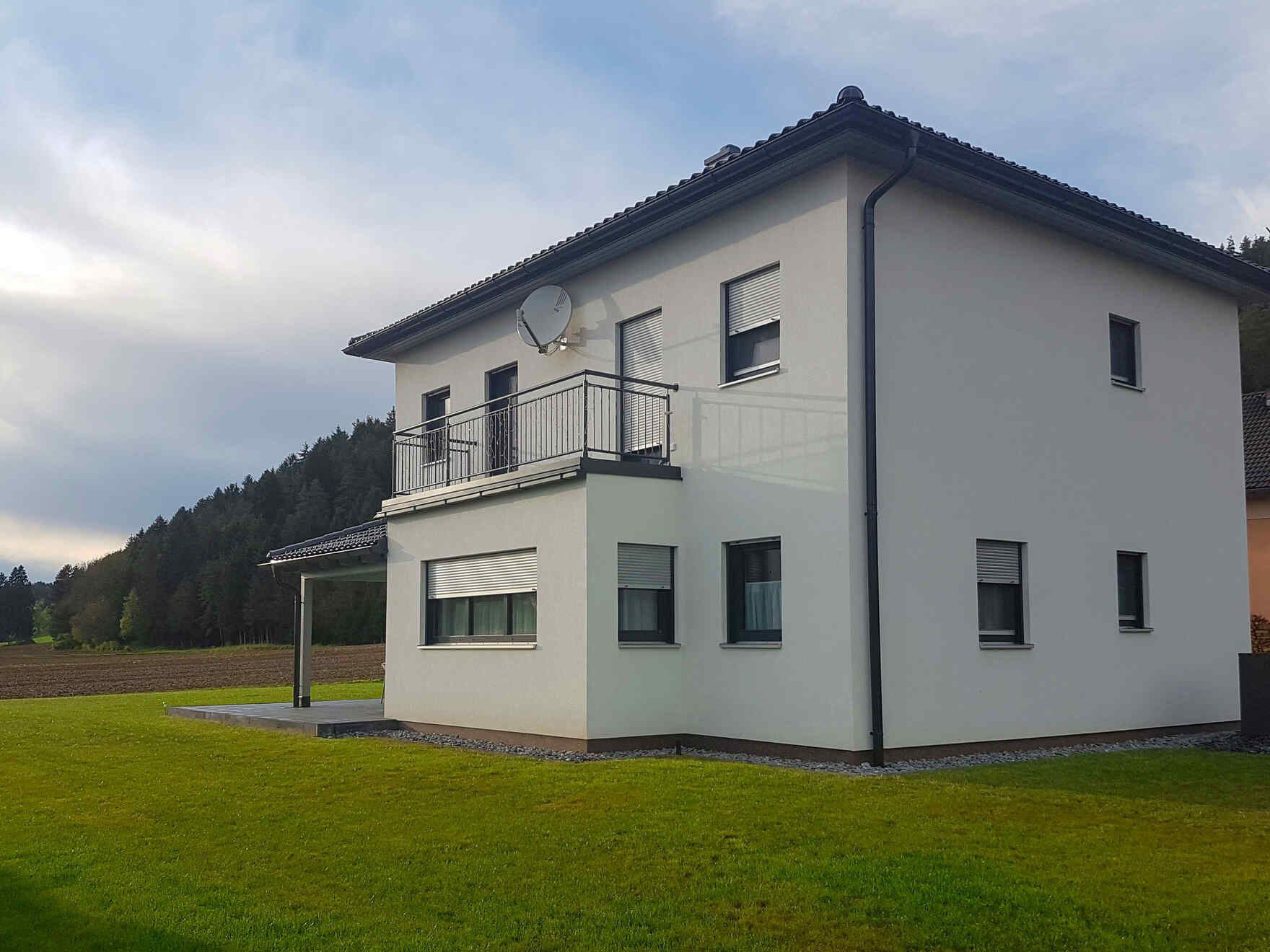 Prefabricated house Familie Marktl