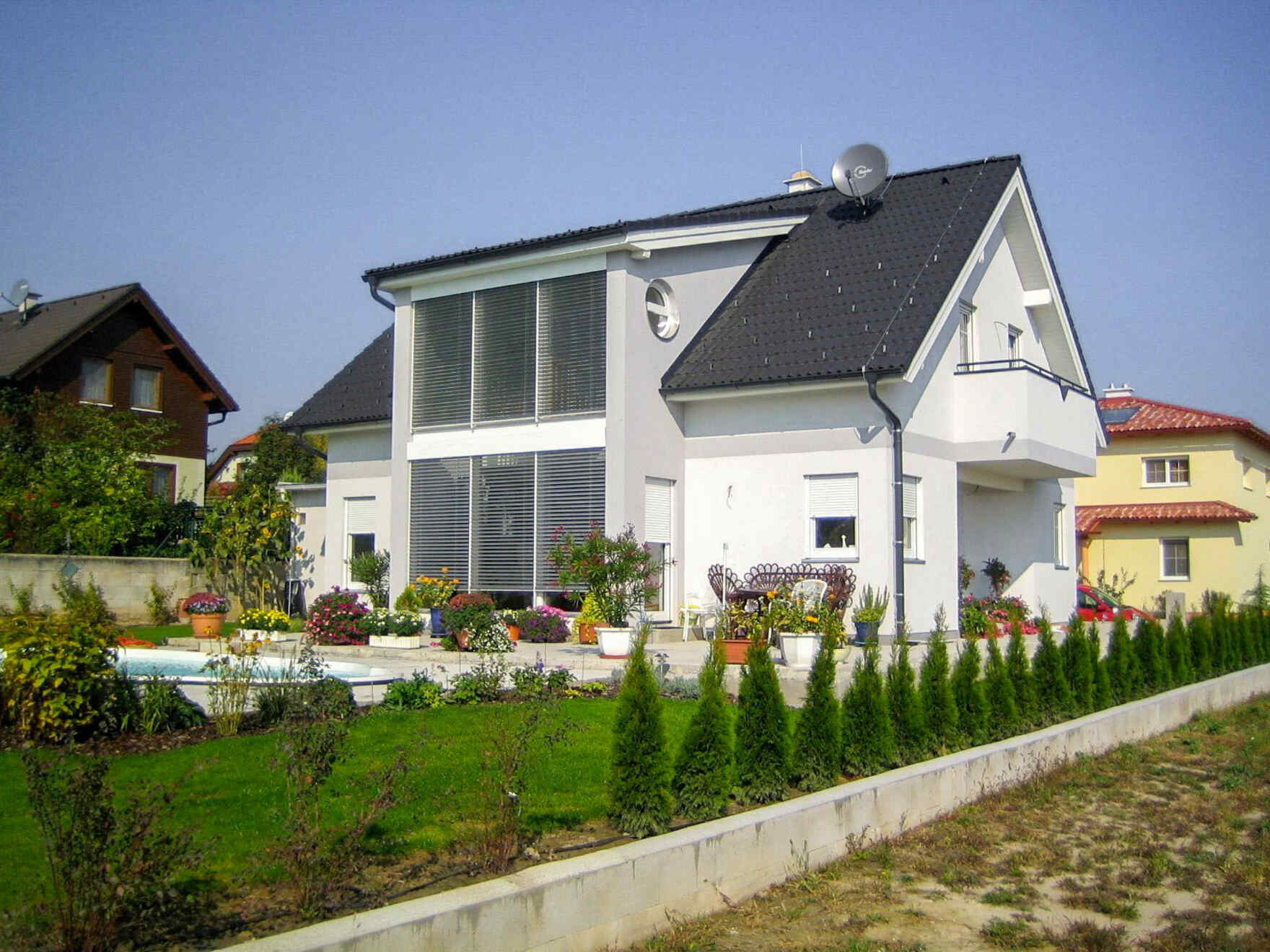 Prefabricated house Familie Parker