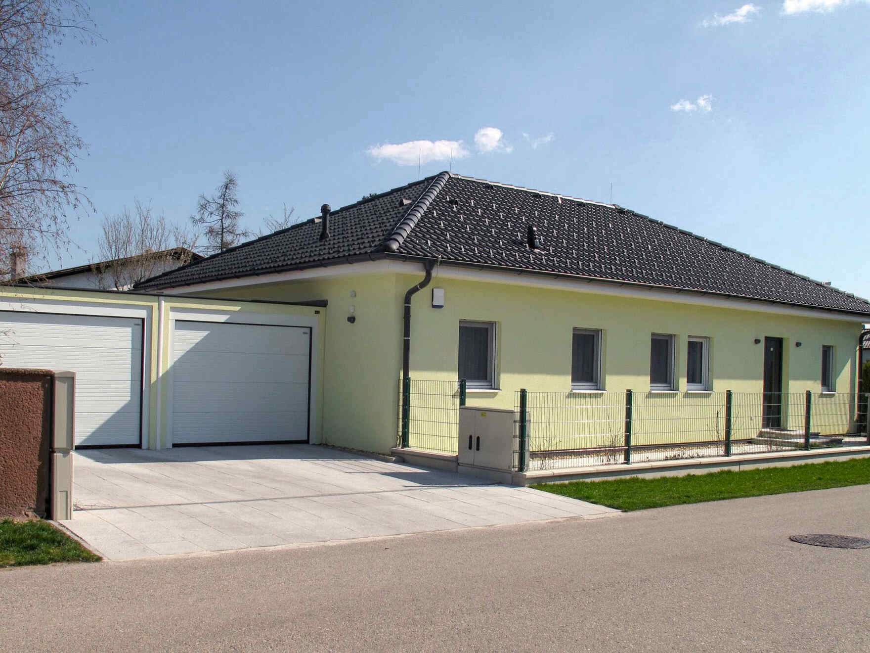Prefabricated house Familie Helmi