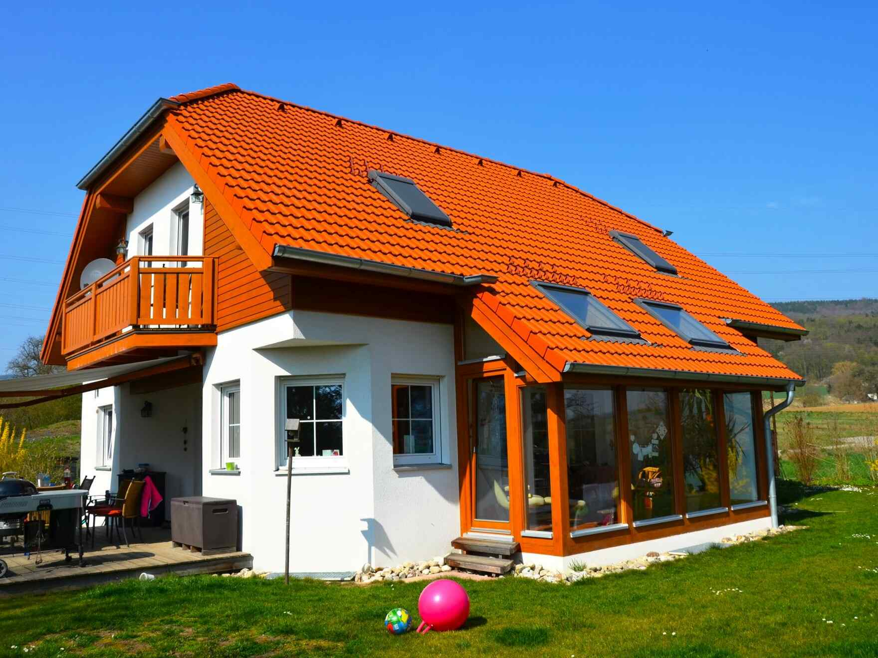 Prefabricated house Familie Sommer