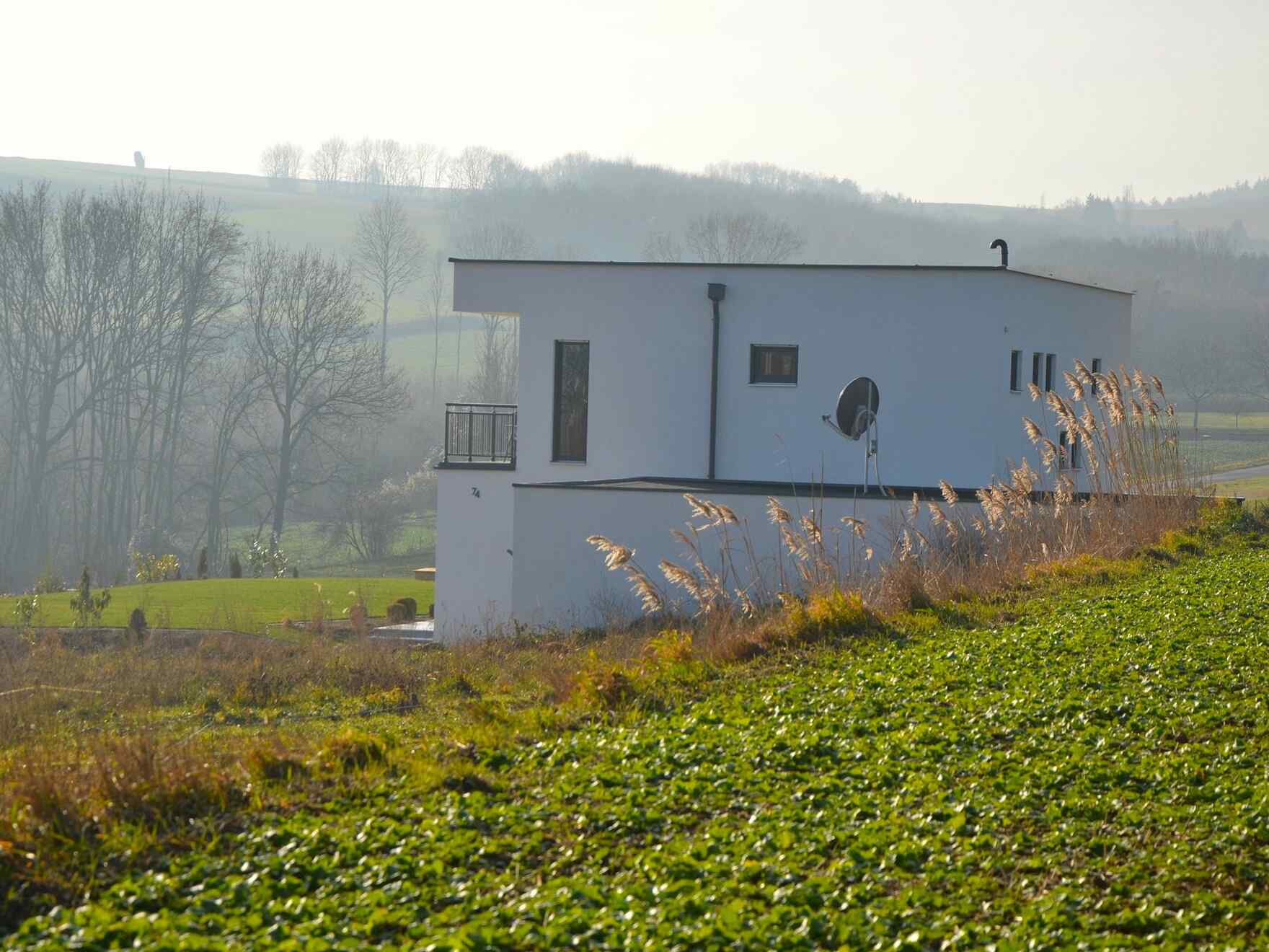 casa prefabbricata in legno Familie Seeger