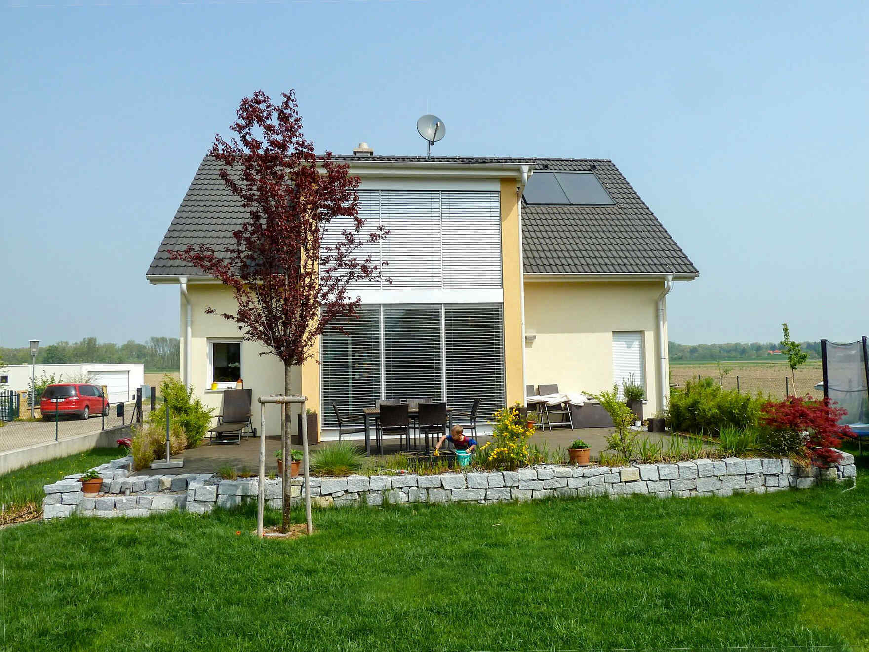 Prefabricated house Familie Kent