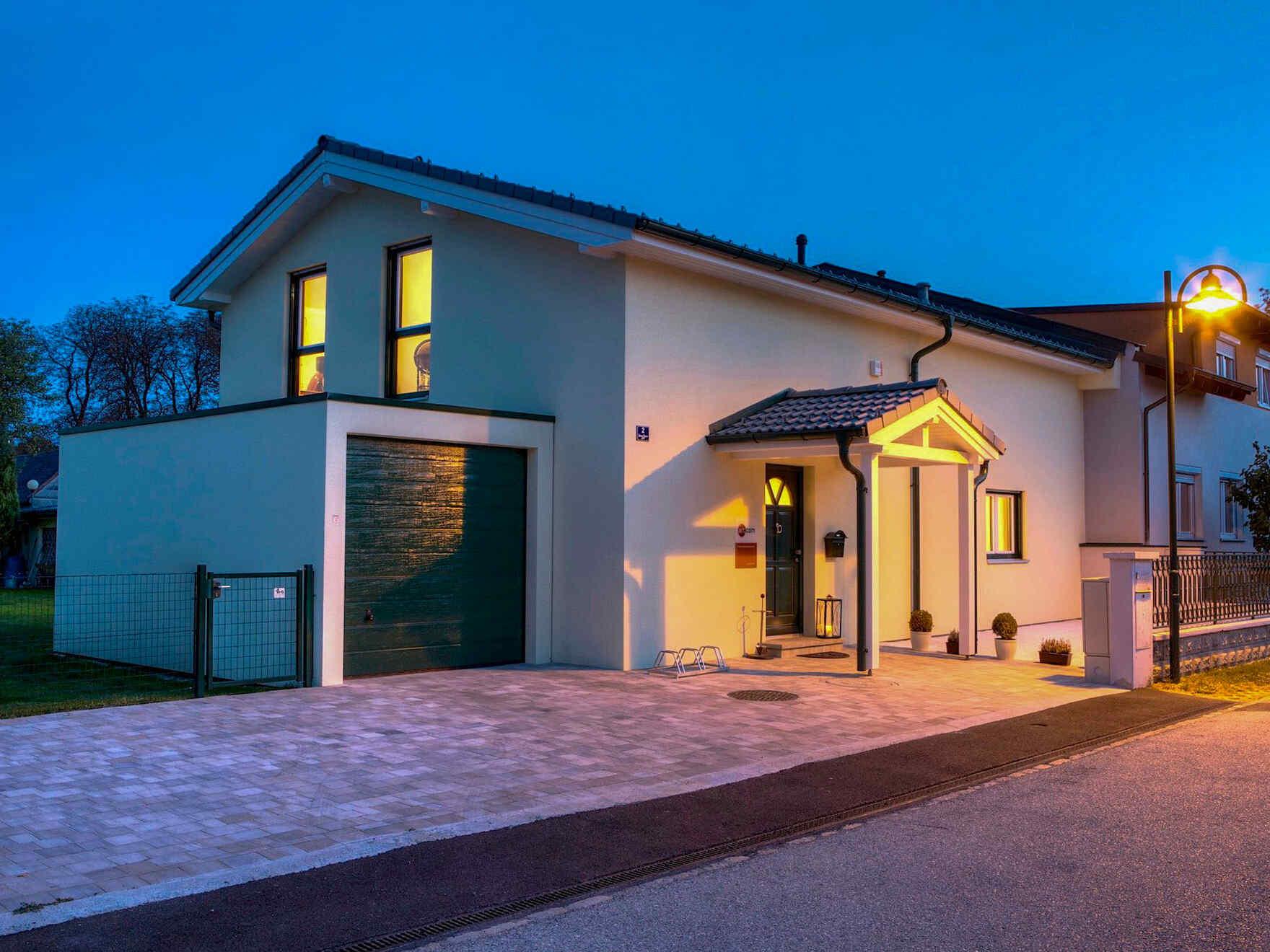 Prefabricated house Familie Artmann