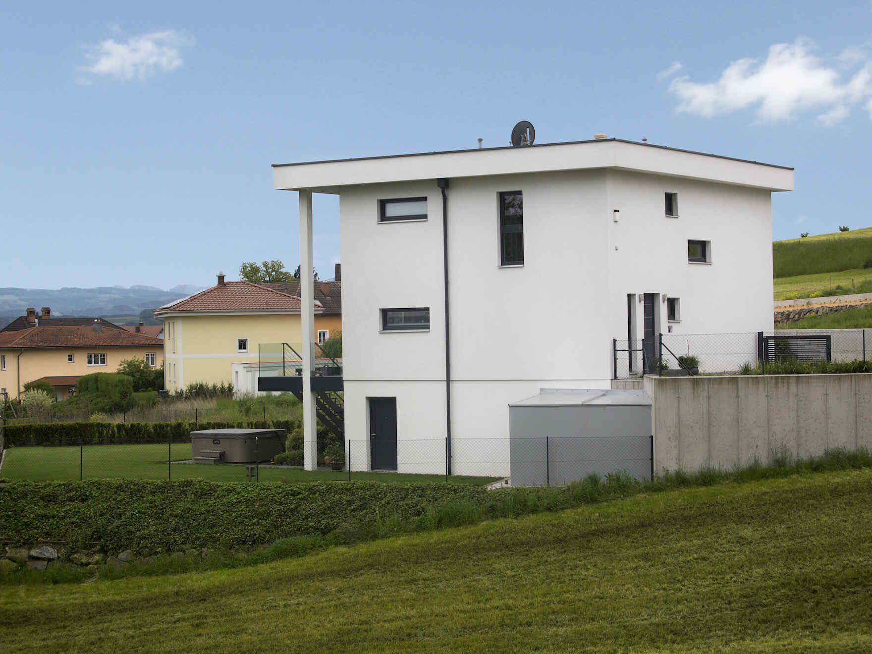 Maison préfabriquée Familie Eder