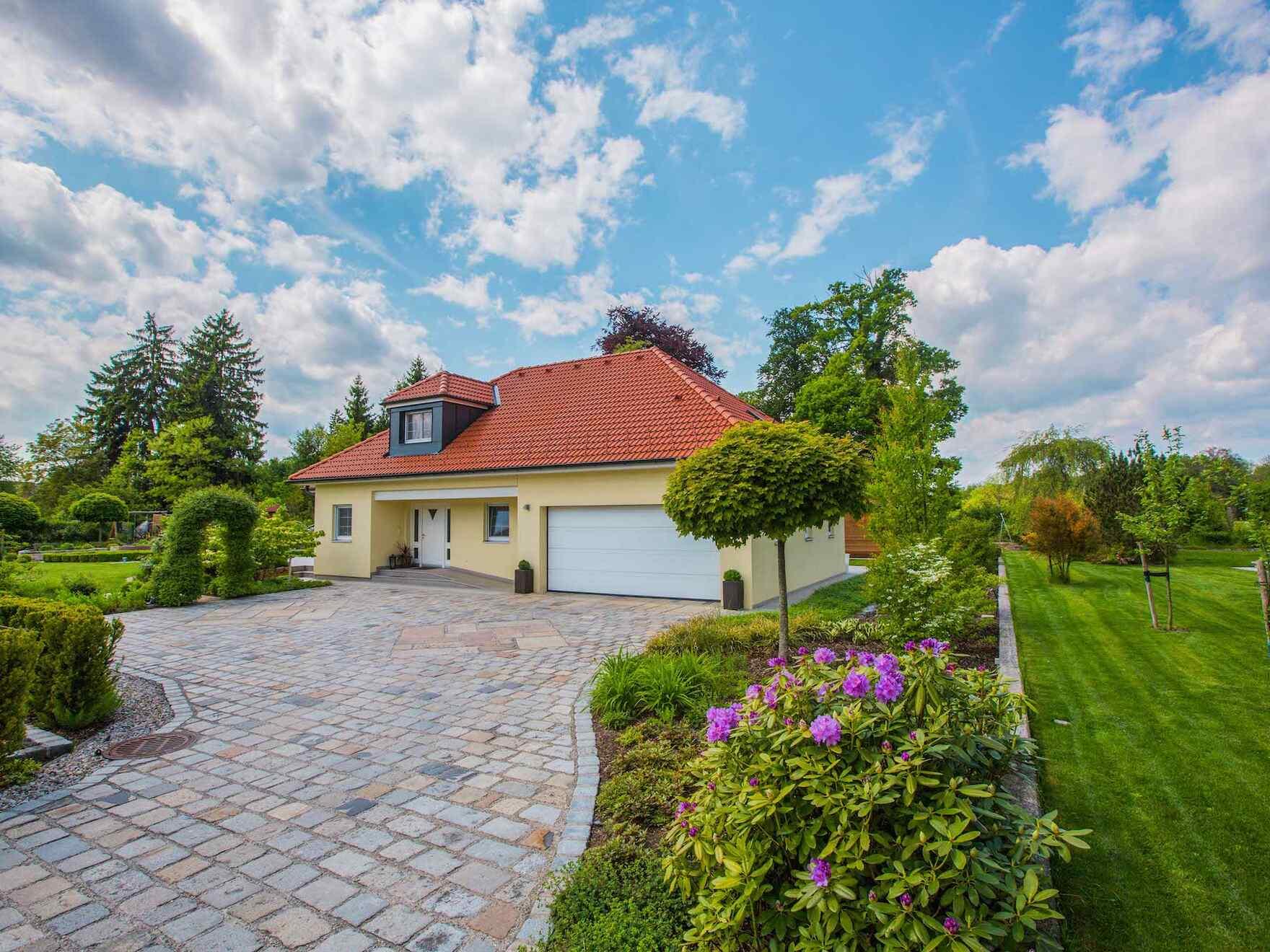 Prefabricated house Familie Peichl