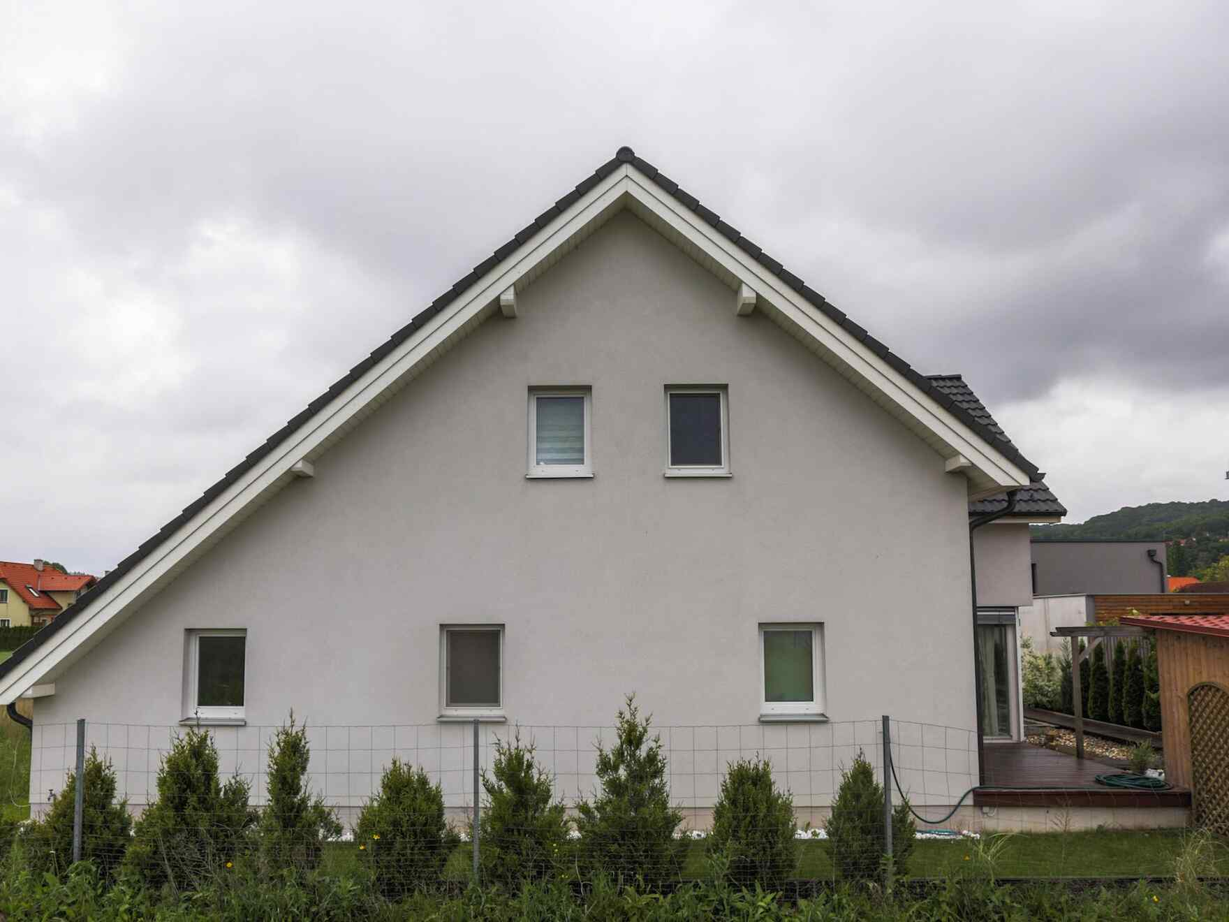 Prefabricated house Familie Weisang