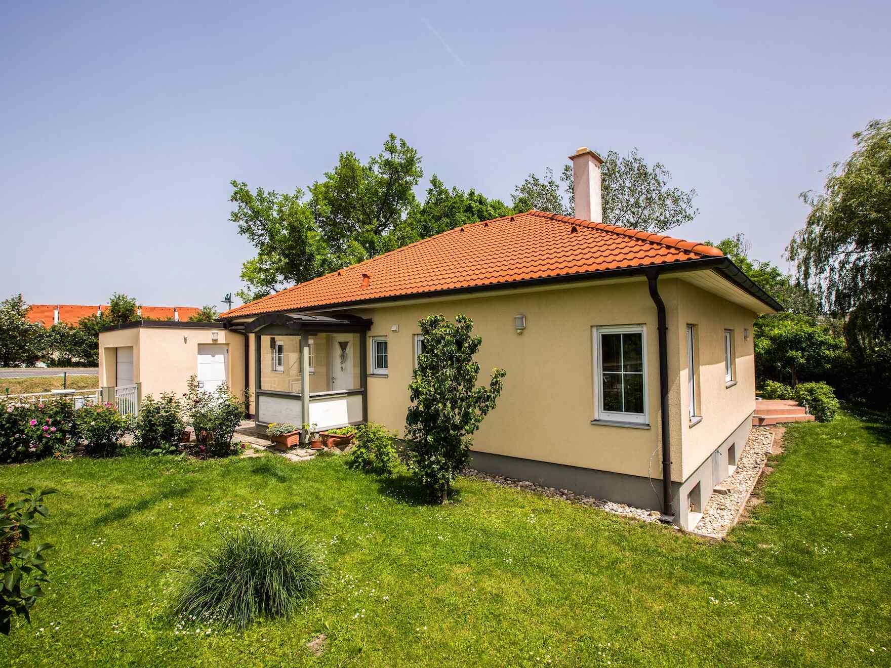 Prefabricated house Familie Weber